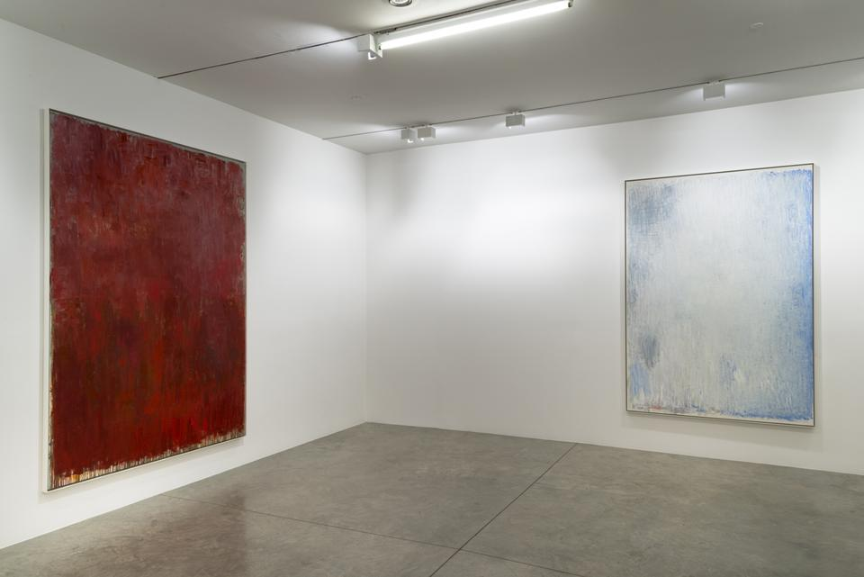 Christopher Le Brun: New Paintings - Exhibitions