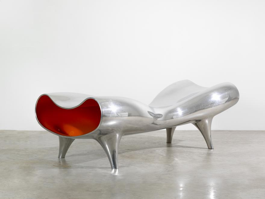 Marc Newson [Australian, b. 1963] Stretch Orgone L...