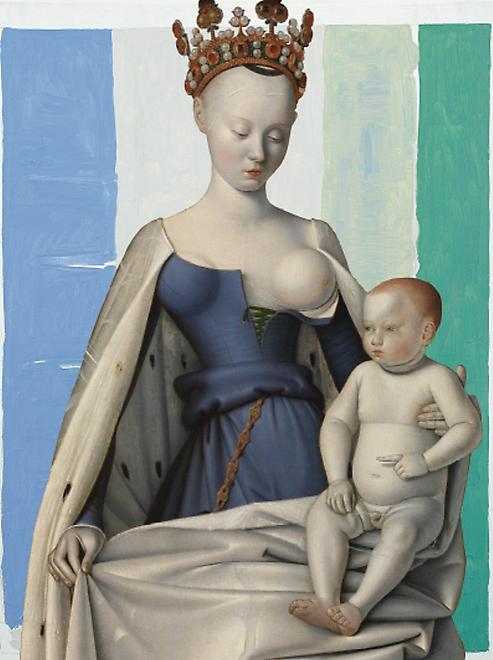 Koen van den Broek Madonna, 2011...