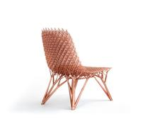 Microstructures Adaptation Chair (Long Cell), 2014...