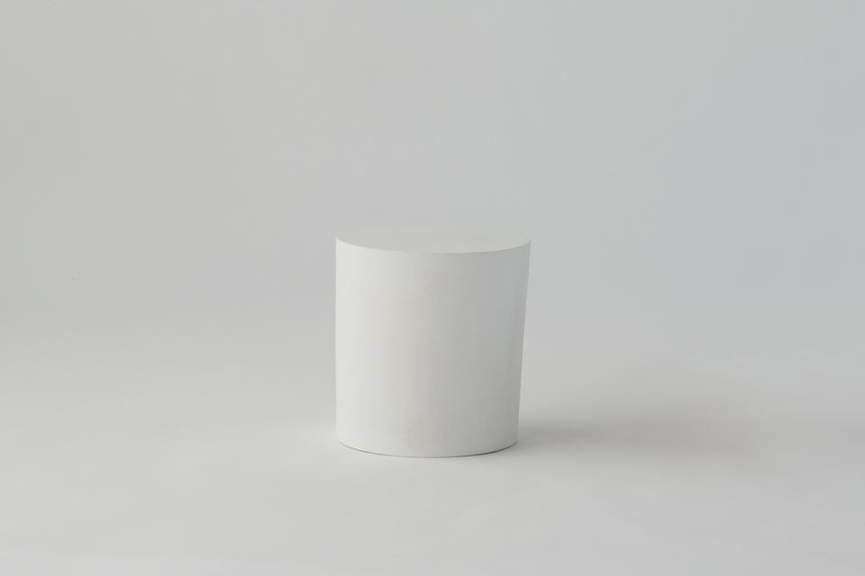 Fragment, 01,2018 Plaster sand 14 x 13.25 x...