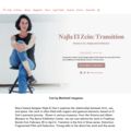 Najla El Zein: Transition - Press