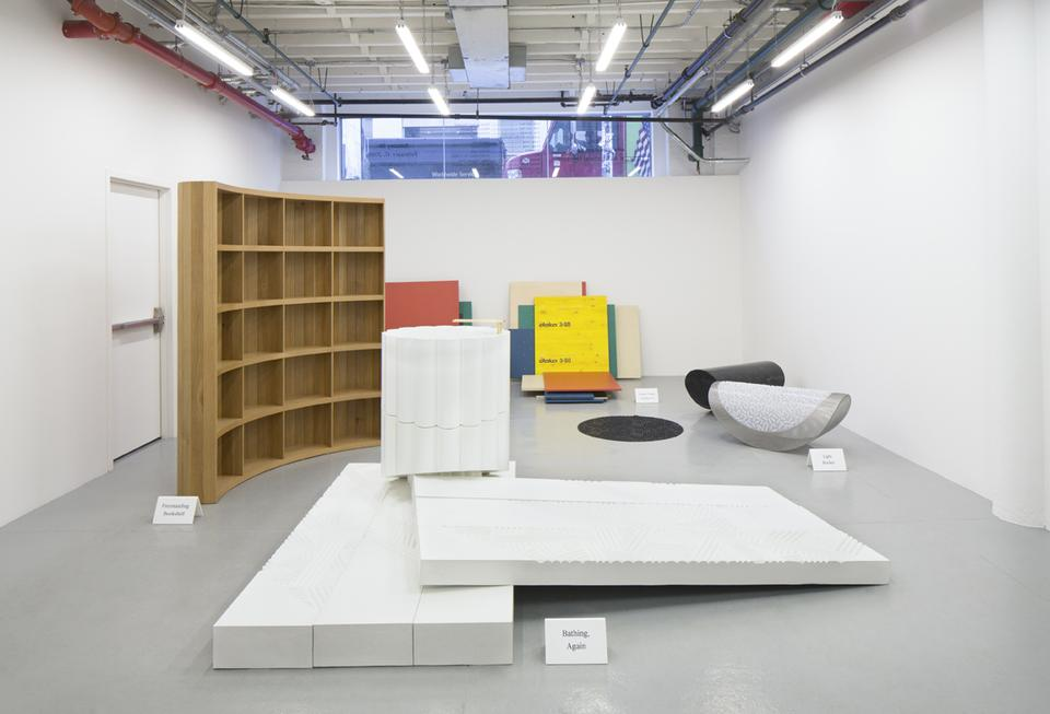 No-Thing: An exploration into aporetic architectural furniture - Exhibitions