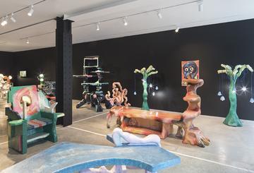 OrtaMiklos: 6 acts of confinement - Exhibitions