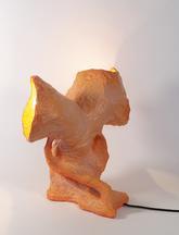 Orange Great Star - Coral Table Lamp Series, 2020...