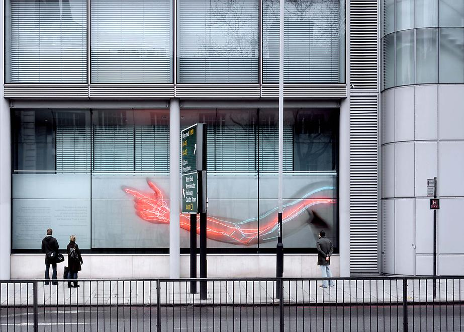The Wellcome Trust - Window Installation, 2008 Neo...