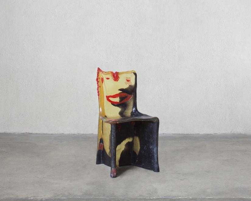 Gaetano Pesce [Italian, b. 1939] Pratt Chair,&nbsp...