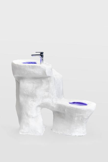 Guillermo Santomà [Spanish, b.1984] Toilet...