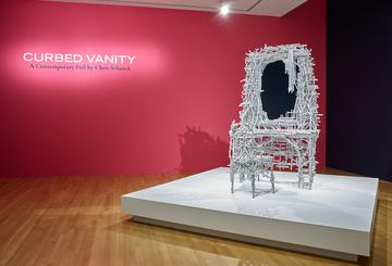 Curbed Vanity: A Contemporary Foil by Chris Schanc...