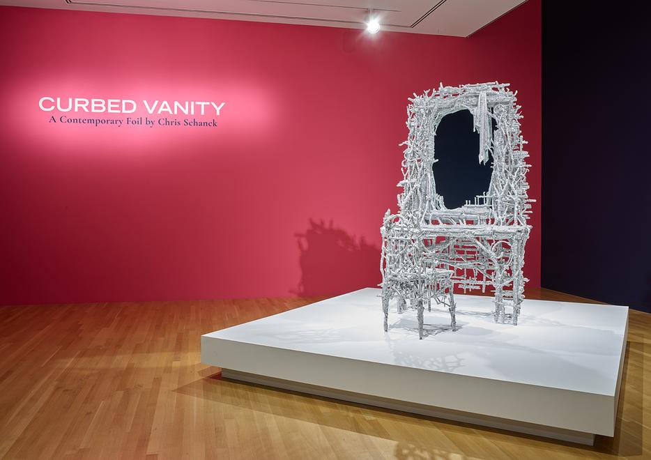 Curbed Vanity: A Contemporary Foil by Chris Schanck - Exhibitions