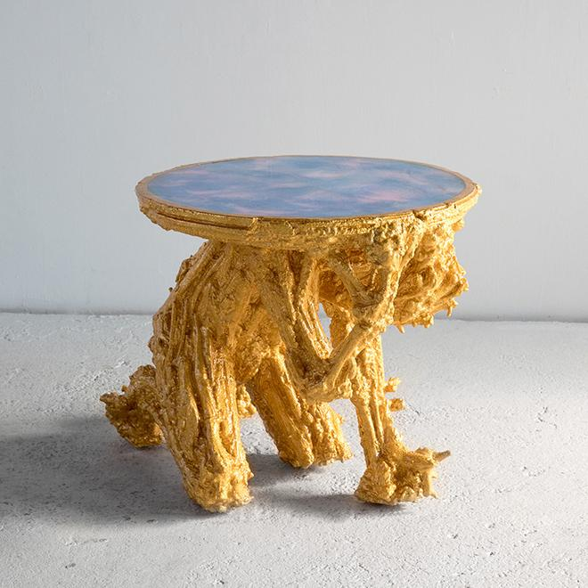 Chris Schanck [American, b. 1975] Gold 900, 2018 W...