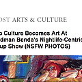 Club Culture Becomes Art At Friedman Benda's Night...