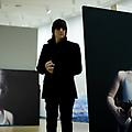 Gottfried Helnwein's disturbing images on display...