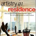Artistry in Residence