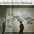 The Soul in the New Machines