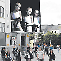 Art controversy. Deputy Mayor Supports rights of a...