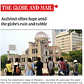 Architect offers hope amid the globe's ruin and ru...