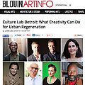 Culture Lab Detroit: What Creativity Can Do for Ur...