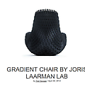 Gradient Chair by Joris Laarman Lab