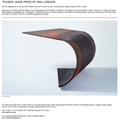 Poised wins Moet Hennessy PAD London Prize - Press