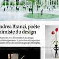 Andrea Branzi, poète animiste du design - Press