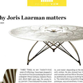 Why Joris Laarman matters - Press