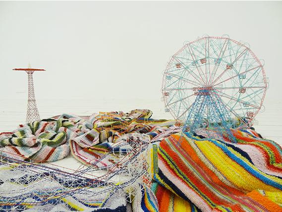 "Takahiro Iwasaki. ""Out of Disorder (Coney Island),..."