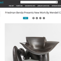 Friedman Benda Presents New Work By Wendell Castle