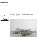 Dragon Bench / Joris Laarman