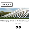 30 Emerging Artists to Watch During Frieze Week -...