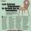 Les frères Campana: le Brésil de la tentation -...