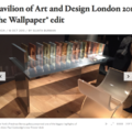 Pavilion of Art and Design London 2015: the Wallpa...