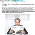 The Magical World of Marcel Wanders – The Dutch...