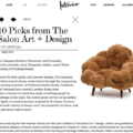 10 Picks from the Salon Art + Design 2015 - Press