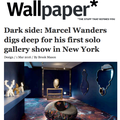 Dark side: Marcel Wanders digs deep for his first...