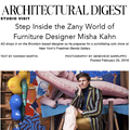 Step Inside the Zany World of Furniture Designer M...