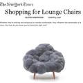 Shopping for Lounge Chairs - Press