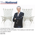 Dutch design star Marcel Wanders: 'I love making m...
