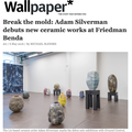 Break the mold: Adam Silverman debuts new ceramic...