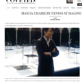 Manga Chairs by nendo at Isaloni 2016 - Press