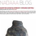 Nader on Adam Silverman's 'Ground Control' - Press