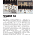 Postcard From Milan - Press