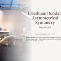 Friedman Benda's Symmetrical Symmetry