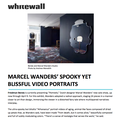 Marcel Wanders' Spooky Yet Blissful Video Portrait...