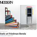 Static at Friedman Benda