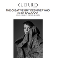 The Creative Brit Designer Who Is So Too Good - Pr...