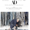 Fay Toogood was the Master of Milan - Press