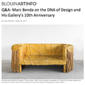Q&A: Marc Benda on the DNA of Design and His Galle...
