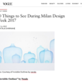 10 Things to See During Salone del Mobile Milan De...