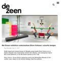 Met Breuer Contextualises Ettore Sottsass' Colourf...
